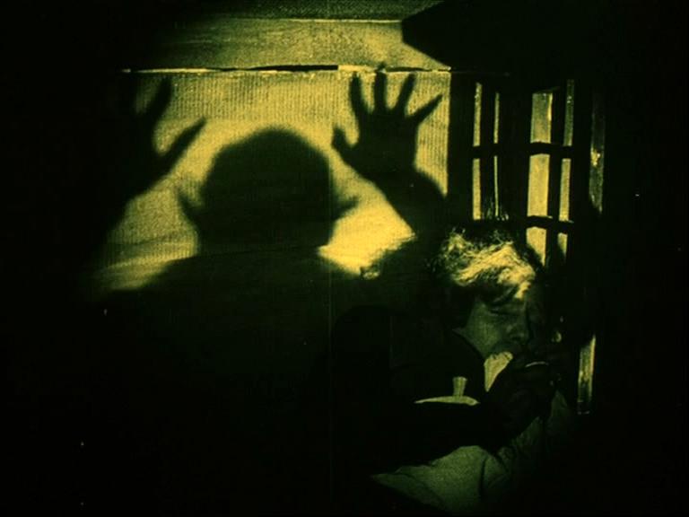 """""""Nosferatu, Une Symphonie de l'Horreur"""" de Friedrich Wilhelm Murnau"""