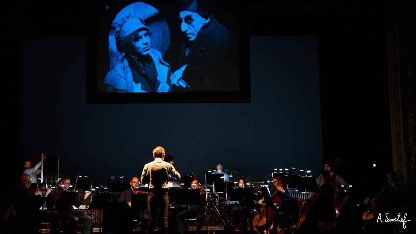 """Bande-annonce du ciné-concert """"Nosferatu, Une Symphonie de l'Horreur"""" de Friedrich Wilhelm Murnau avec une nouvelle partition d'Alexis Savelief"""